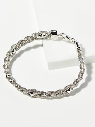 Simons Braided chain bracelet