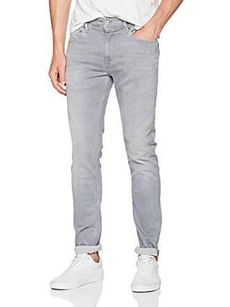 2edc0b7092b Pepe Jeans London NICKEL - Jean skinny - Skinny - Homme - Gris (Denim)