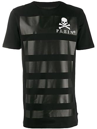 Philipp Plein skull print T-shirt - Preto