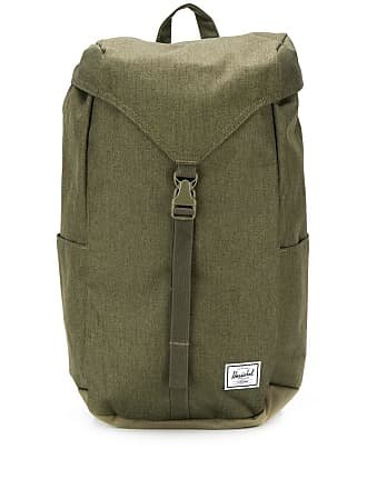 Herschel Thompson buckled backpack - Verde