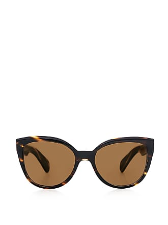 Oliver Peoples ABRIE Cat Eye Sunglasses Cocobolo
