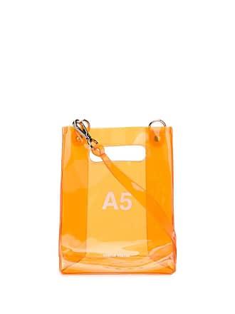 Nana-Nana A5 shoulder bag - Laranja