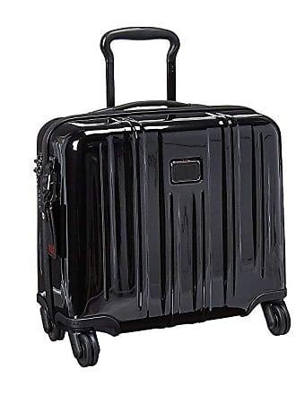 16cc6da90d Tumi V3 Compact Carry-On 4 Wheel Briefcase (Black) Briefcase Bags