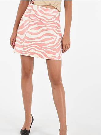 Drome Leather A-Line Skirt Größe M