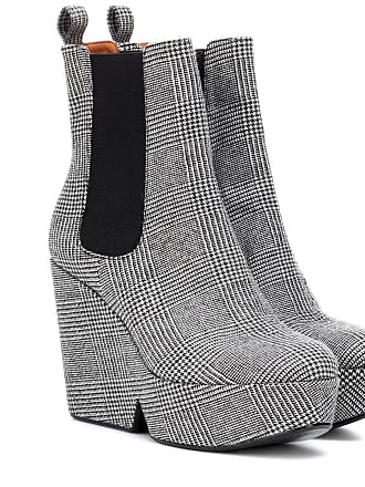 d061aefc7e5 Robert Clergerie Exclusive to Mytheresa - Beatrice checked ankle boots