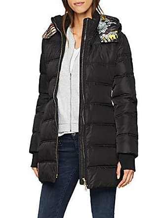 d58f64db8b1eb Versace Jeans Quilted Jacket, Veste de Sport Femme, Noir (Nero E899),