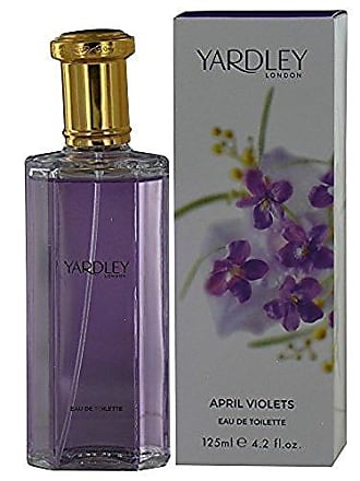 Yardley by Yardley APRIL VIOLETS EDT SPRAY 4.2 OZ (NEW PACKAGING) for WOMEN -(Package Of 3)