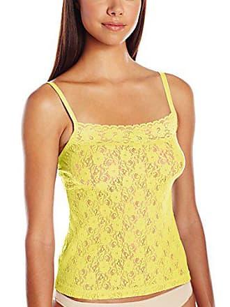 Cosabella Womens Adore Camisole, Malibu Yellow, Large