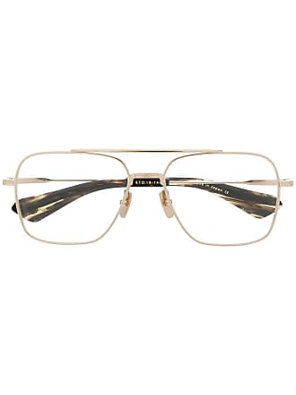 Dita Eyewear aviator-shaped glasses - Gold