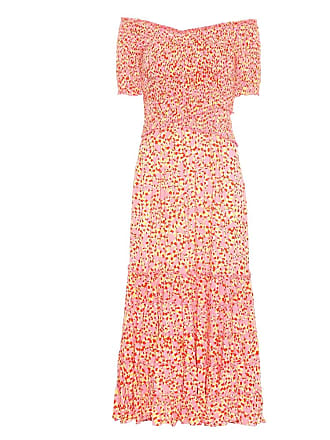 Poupette St Barth Soledad printed maxi dress