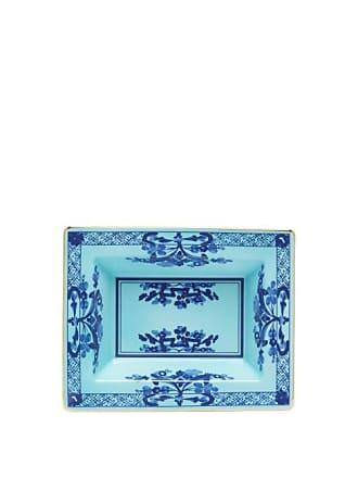 Richard Ginori Oriente Italiano Porcelain Coin Tray - Blue Multi