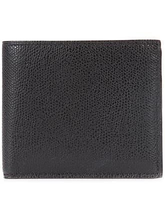 Valextra fold out wallet - Black