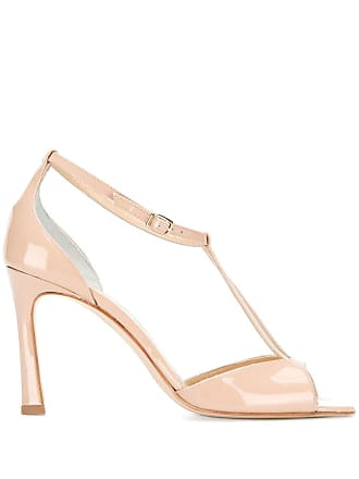 The Seller v strap sandals - Neutro