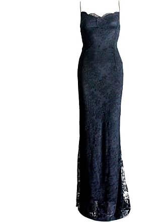 8b53a632956 Dolce   Gabbana special Piece Black Lace Evening Gown Maxi Dress