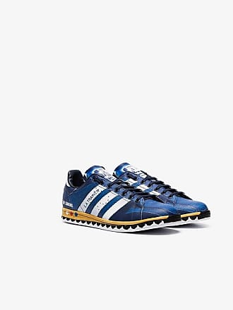 adidas by Raf Simons Blue X Raf Stan Smith LA leather sneakers