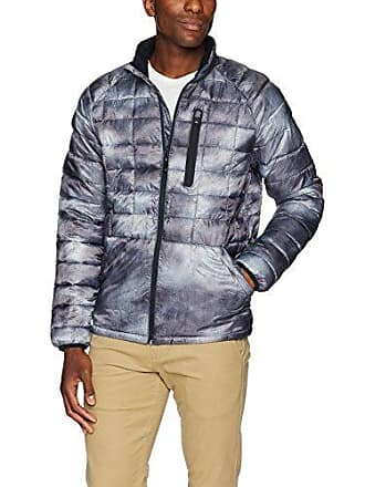 01bff23a429 Quiksilver Mens Release Jacket, Grey Simple Texture M
