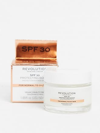 Revolution Skincare Moisture Cream SPF30 Normal to Oily Skin-No Colour