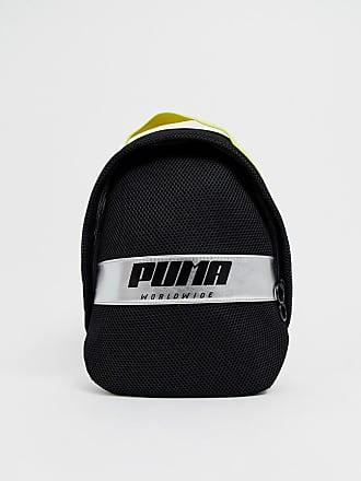 d72214d94b2 Puma Prime Street Archive mesh black backpack