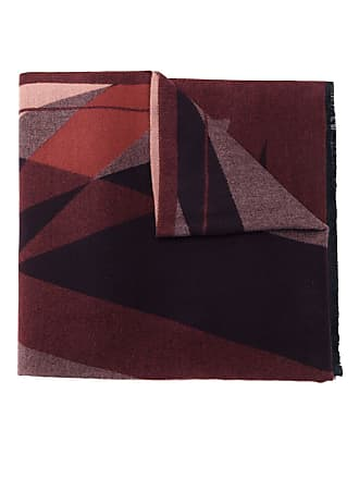 1069ceb9f Le Lis Blanc Deux Xale Vanessa com estampa geométrica - Vermelho