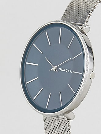 Skagen SKW2725 Mesh Watch in Silver - Silver