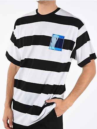 N°21 Round neck striped T-shirt Größe S