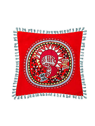 La DoubleJ Velvet Embroidered Cushion