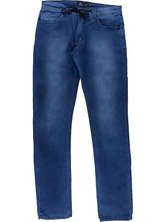 Rip Curl Calça Rip Curl Jeans Comfort Used Azul-40