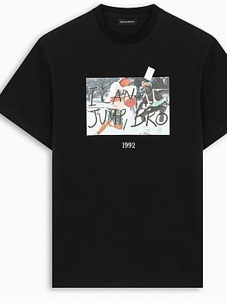 Throwback. T-shirt JUMP nera