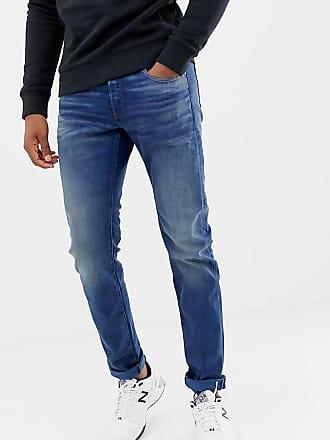 G-Star 3301 - Jeans med smal passform - Medium aged f73b7135e8d15
