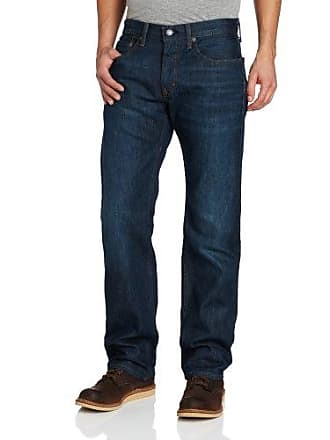 Levi's Mens 559 Relaxed Straight Fit Jean - 30W x 32L - Abstract