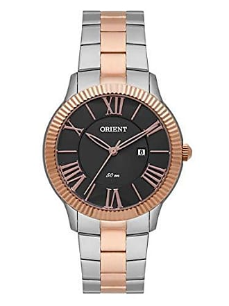 Orient Relógio Orient Analógico Feminino FTSS110 G3GX Ionizado