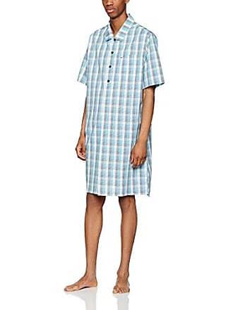 d48d59ba6d Seidensticker Herren Nachthemd 1/2 Einteiliger Schlafanzug