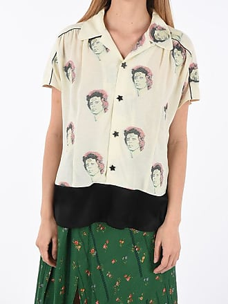 Undercover Blouse with Ziggy Stardust Embroideries size 2