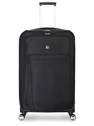 SwissGear Travel Gear Zurich 29 Soft-Side 8-Wheels Spinner Travel Luggage - Black