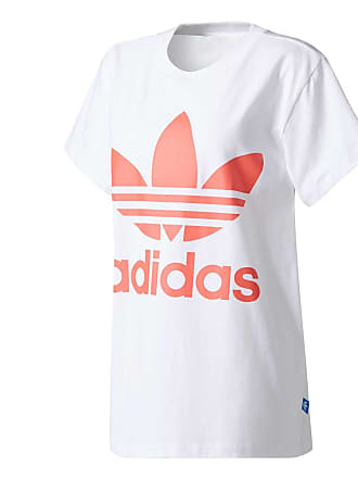 adidas T-shirt over AD Color Trefoil donna d4f6e82a900a