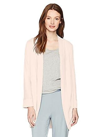 Maidenform Womens Rococo Affairs Cardigan, Peach Whip, Small