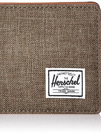 Herschel Herschel Unisex-adultHank RFID Bi-Fold Wallet - Bronze - One Size