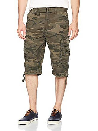 6dba656688 Unionbay Unionbay Mens Cordova Belted Messenger Cargo Short - Reg and Big  and Tall Sizes,