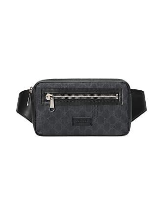 9dd08444491f72 Gucci Soft GG Supreme belt bag - Black