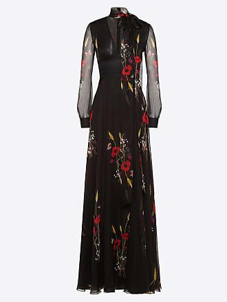 97ba4f083d Valentino Valentino Abito Da Sera In Chiffon Flowery Meadow Donna Fantasia  44