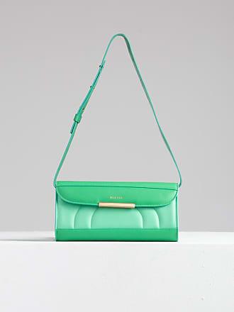 Mietis Blossom Green Bag
