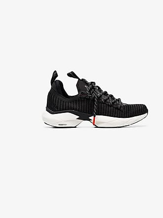Reebok black Sole Fury Floatride low top sneakers