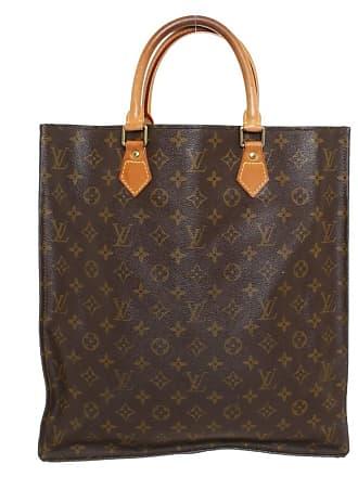 0d153aa86f4cb Louis Vuitton gebraucht - Tote Bag aus Canvas in Braun - Damen - Canvas