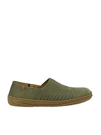 cdb6a3d046234e El Naturalista N5391 Pleasant KAKI Amazonas Grün Herren 41 Schuhe Elastisch