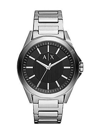Armani Relógio Armani Exchange Masculino Drexler Prata Ax2618/1kn