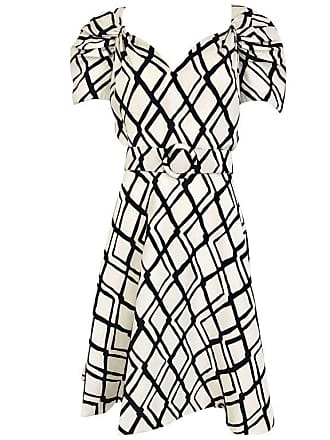 arnold scaasi dresses must haves on sale at usd 250 00 stylight 1970s Everyday Dresses arnold scaasi vintage scaasi creme and black checkered print cocktail dress