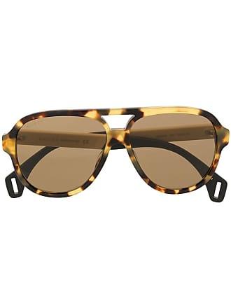 Gucci Óculos de sol aviador - Neutro