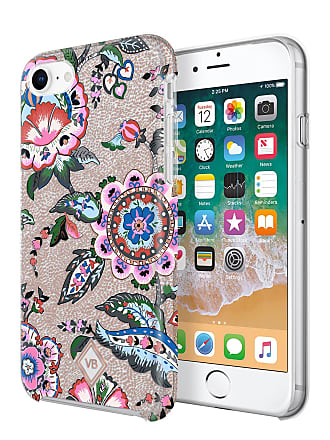 Vera Bradley Stitched Flowers Flexible Frame iPhone 8/7/6/6s Case