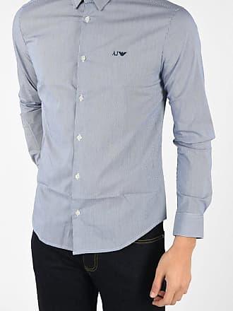 Armani JEANS Striped Slim Fit Shirt size Xxl