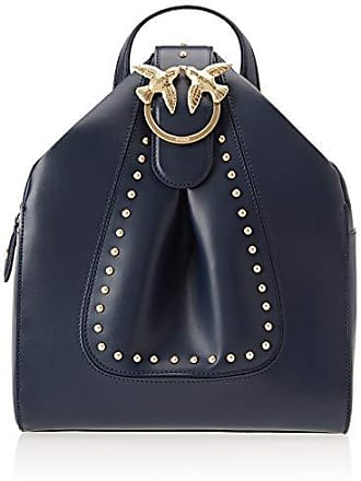 Pinko Alkan Backpack Vitello Seta Zaino Donna cb37db1db77